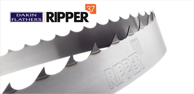 Ripper37 sawmill bandsaw blade