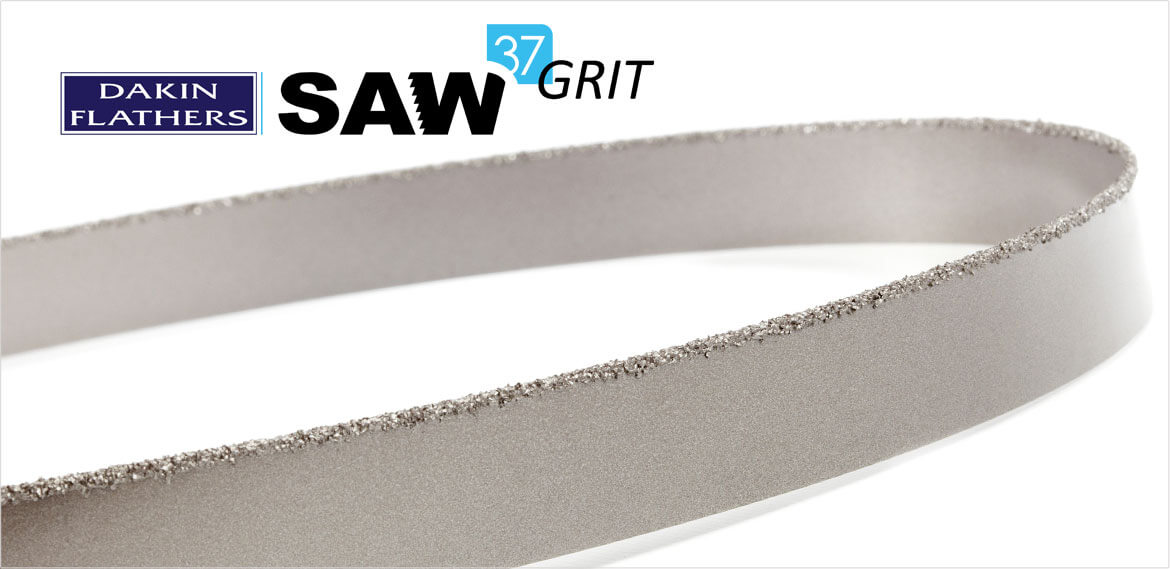 Saw37GRIT Tungsten Carbide Bandsaw Blade